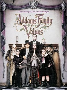 addams poster photo