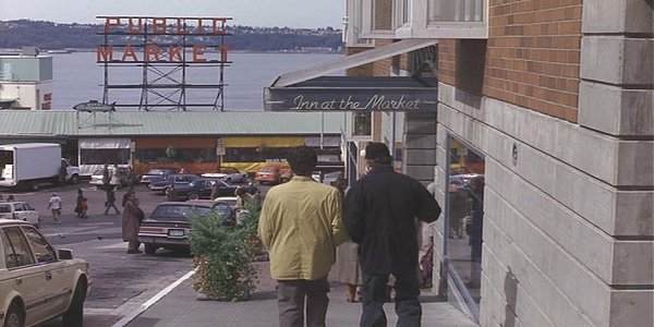 Sleepless in seattle for Hank s fish market