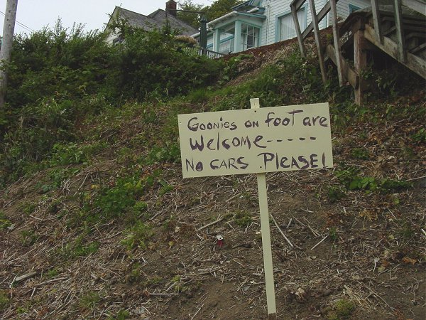 These Contemporary Photographs Of The Goonies House Were Taken On 2  September 2002. If You Visit, Please Respect The Owneru0027s Wishes And Walk Up  The Driveway ...