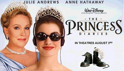 Image result for The Princess Diaries (2001)